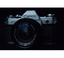 Canon Photographic Print