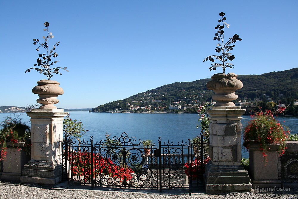 Lake Maggiore, Italy by hjaynefoster