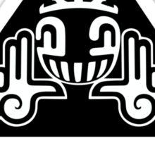 Spiral Tribe Sticker