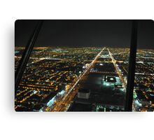 Kingdom  Tower Canvas Print