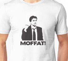 MOFFAT! David Tennant Fist Shake Unisex T-Shirt