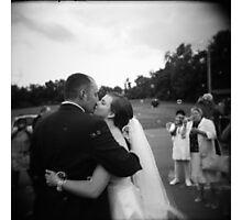 my sister's wedding Photographic Print