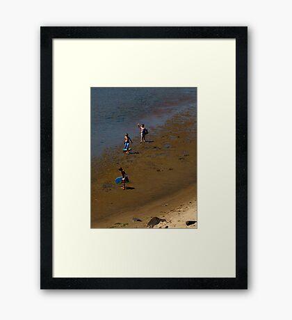 PlayStation (Oregonian Style) Framed Print
