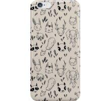 Animal Friends iPhone Case/Skin