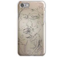 Blind Portrait iPhone Case/Skin