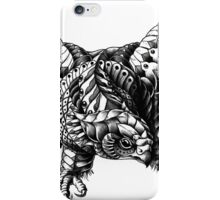 Ornate Falcon iPhone Case/Skin