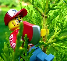 Tree Surgeon by HRLambert