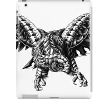 Ornate Falcon iPad Case/Skin