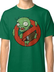 Zombie Buster Classic T-Shirt