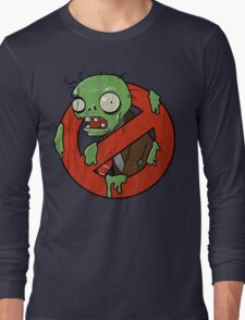 Zombie Buster Long Sleeve T-Shirt
