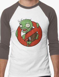 Zombie Buster Men's Baseball ¾ T-Shirt