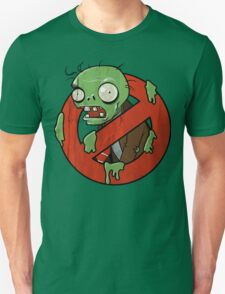 Zombie Buster Unisex T-Shirt