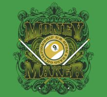 Money Maker Kids Clothes