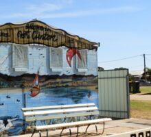 Port Clinton Caravan Park and Foreshore Sticker