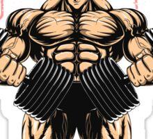 Powerful's Gym Sticker