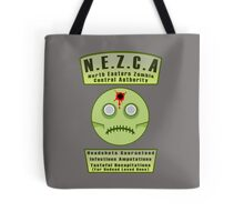 North Eastern Zombie Control Authority Tote Bag