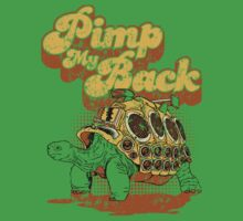 Pimp My Back Kids Clothes