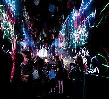 Brisbane Festival Liquid Interactive Lightscope (1 of 3) copy by Jaxybelle