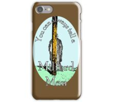 Milford Academy iPhone Case/Skin
