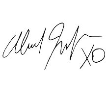 The Weeknd - Signature by 6ixClothing