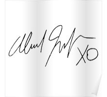 The Weeknd - Signature Poster