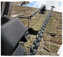 Castle Chains Poster