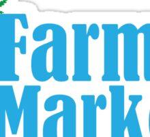 Farmers Market Sticker