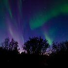 Asgard Sky by peaceofthenorth