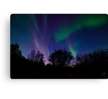 Asgard Sky Canvas Print