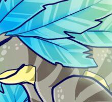 Pastel Dragon 2 Sticker