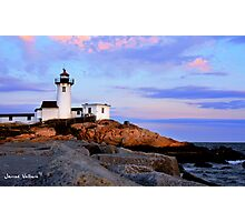 Eastern Point Lighthouse  Photographic Print