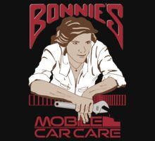 Bonnie's Mobile Car Care Kids Tee
