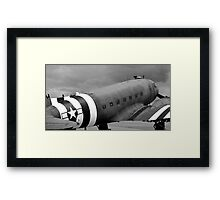 Clouds of War Framed Print