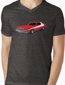 75 Gran Torino Mens V-Neck T-Shirt
