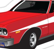 75 Gran Torino Sticker