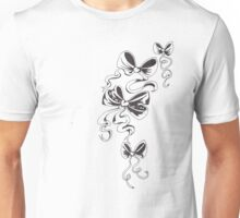 Big Ribbon Bows Unisex T-Shirt