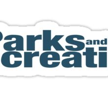 Parks and Rec Logo Sticker