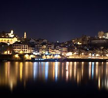 Porto by night II by nunper