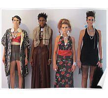 Fashion dolls Poster