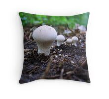 I'm the biggest. Throw Pillow