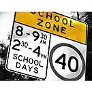 School Days by jlv-