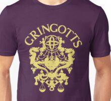 Gringotts  Unisex T-Shirt