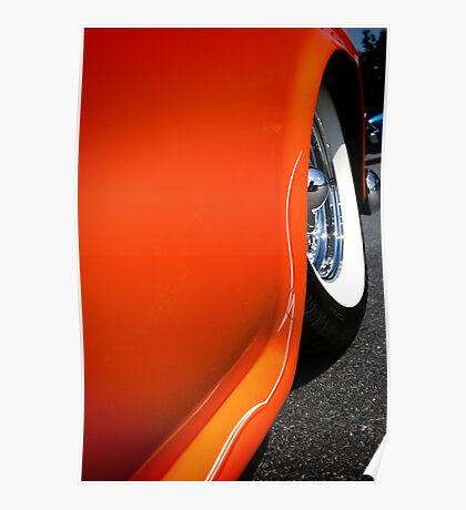 '48 Cadillac Poster