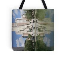 Plaza de Espana Madrid Spain Tote Bag