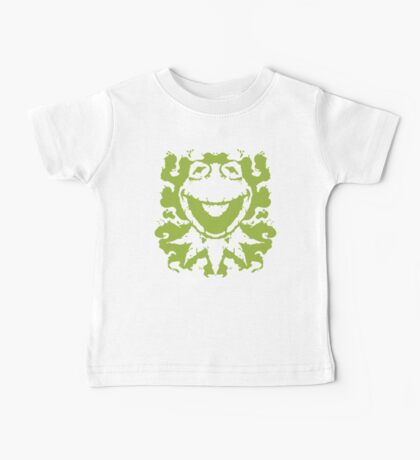 It's Not Easy Being Inked (green) Baby Tee