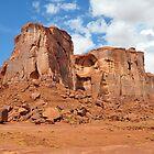Rock Outcrop by TitusXavier