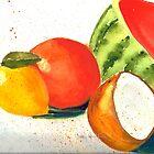 Yummmmmm by Sally Griffin