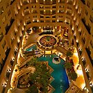 Grand Hyatt, Washington DC by cclaude