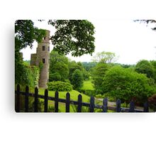 Blarney Castle - Blarney, Ireland  Canvas Print