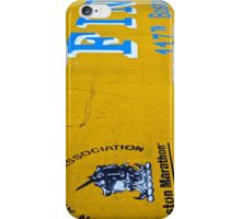 Boston Marathon iPhone Case/Skin
